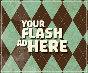 Flash banners and ads